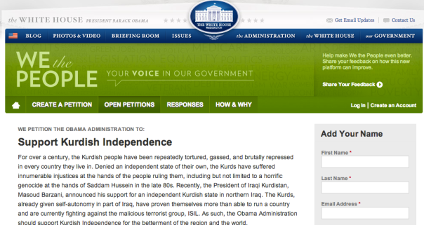 https://petitions.whitehouse.gov/petition/support-kurdish-independence/wk7K9SSp